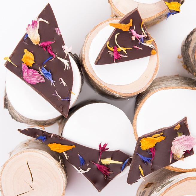 Les Éphémères chocolat Lausanne